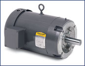 (VM3613) 5 Hp, 230/460 Vac, 3 Phase, 184C Frame, C-Face,3600 Rpm